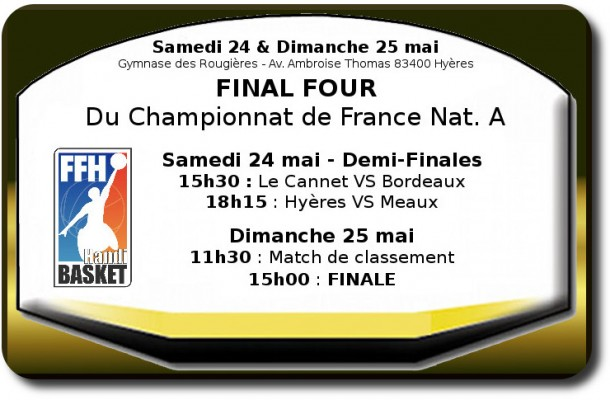 Final Four de la Nationale A
