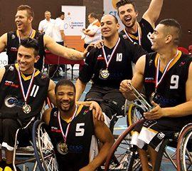 1ère Coupe d'Europe Papendal (PB) 2014